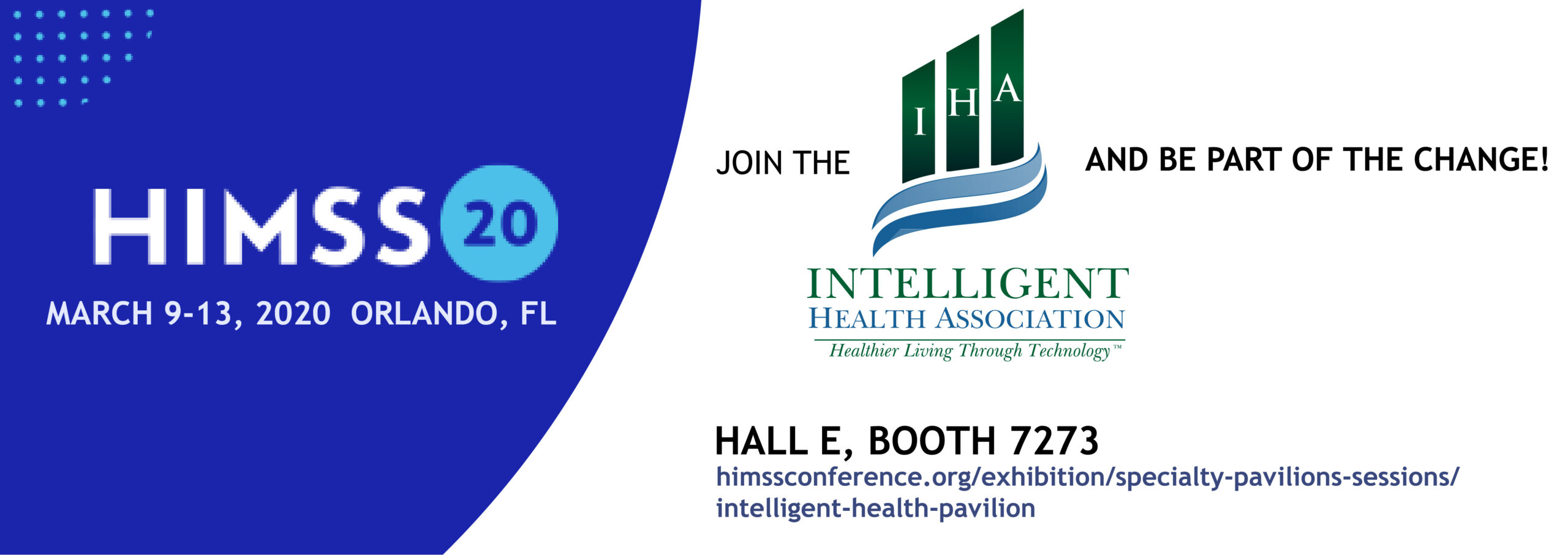 10th year for the IH Pavilion is at HIMSS20