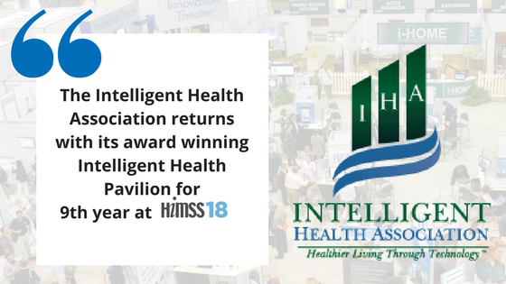 Award Winning Pavilion Returns to HIMSS!